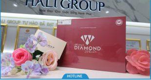 Feedback về viên uống dưỡng da Diamond White của người tiêu dùng sau một thời gian dùng sản phẩm